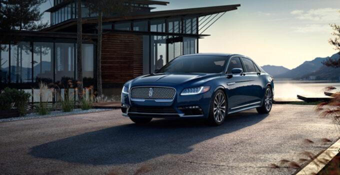 2017 Lincoln Continental Price