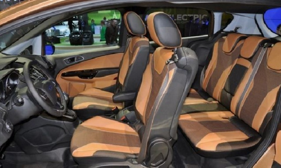 2018 Ford B-Max Interior