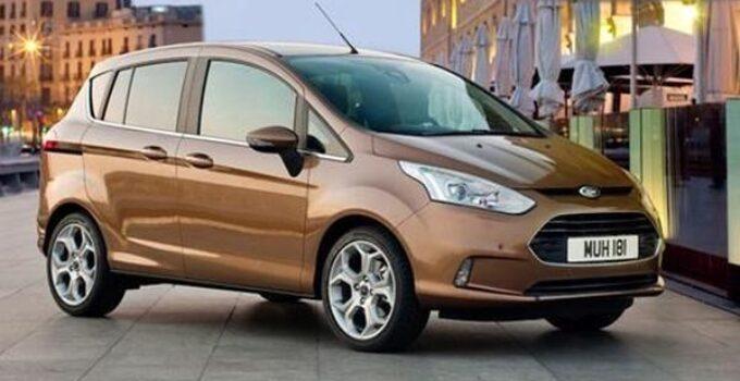 2018 Ford B-Max – Small MPV