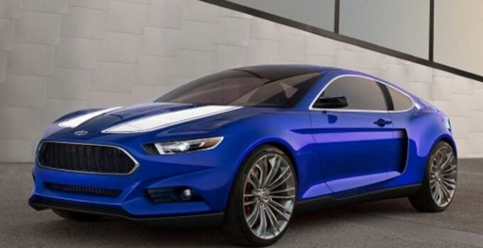 2018 Ford Capri – Might Be Based on Ford's CD4 Platform