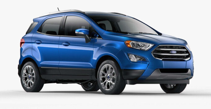 2018 Ford EcoSport – Compact SUV
