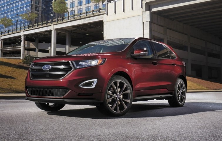 2014 Ford Edge Sel >> 2018 Ford Edge SEL Release date * Price * Specs