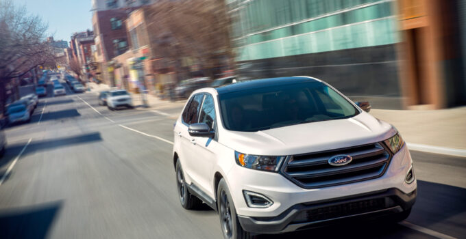 2018 Ford Edge – Brings Only Minimal Changes