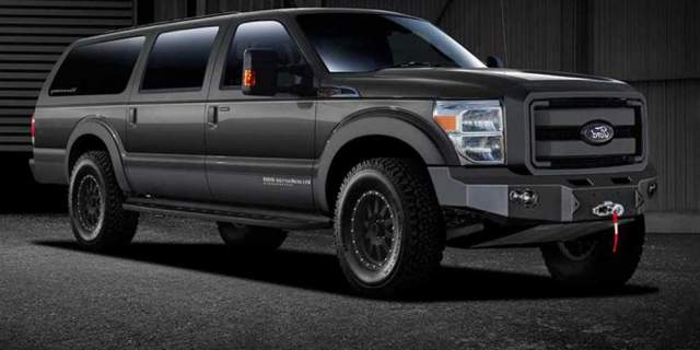 2017 Ford Excursion Release Date >> 2018 Ford Excursion Price Design Release Date Specs