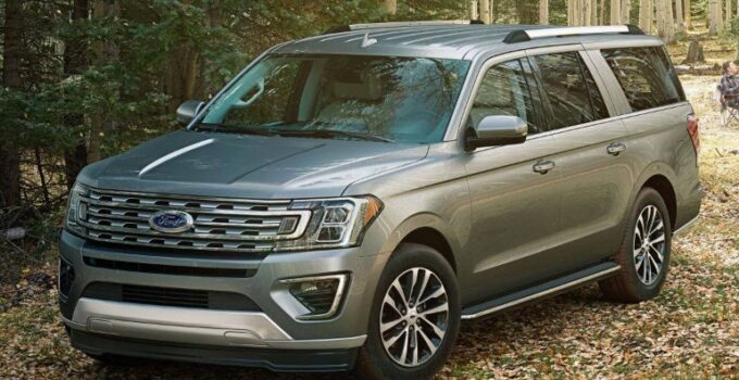 2018 Ford Expedition – Full-Size SUV