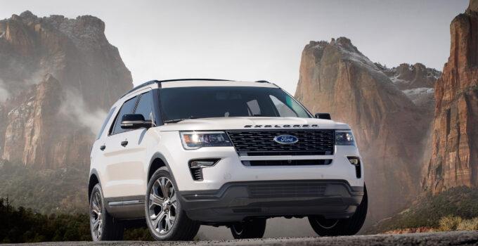 2018 Ford Explorer – In detail