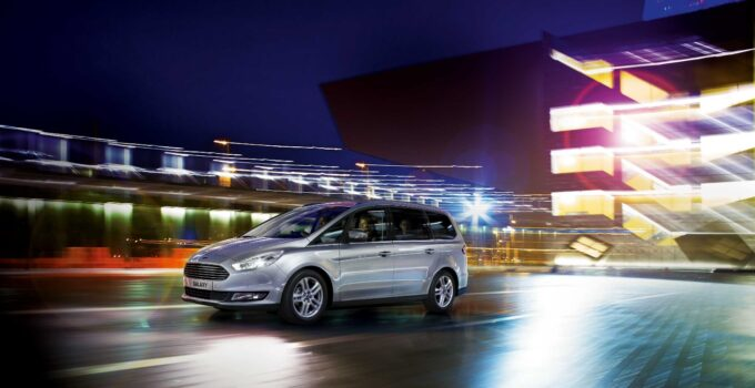 2018 Ford Galaxy – Is a Large MPV