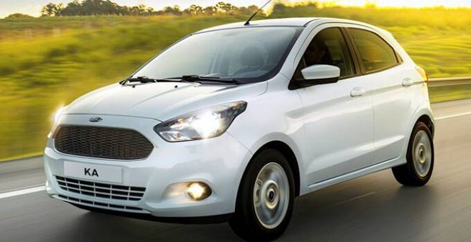 2018 Ford Ka – Offers One of the Most Complete Driving Experiences