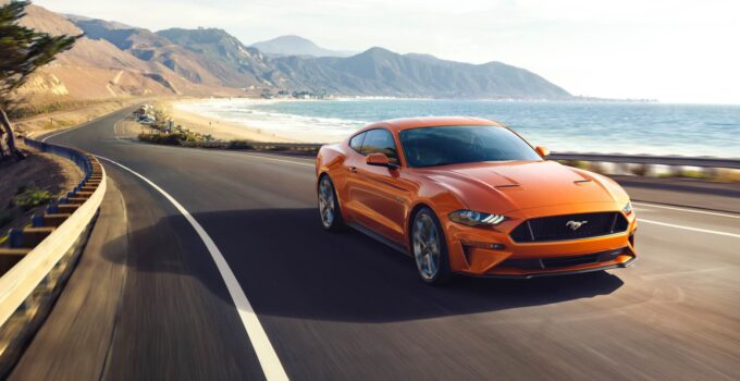 2018 Ford Mustang – Design, Specs, Performance