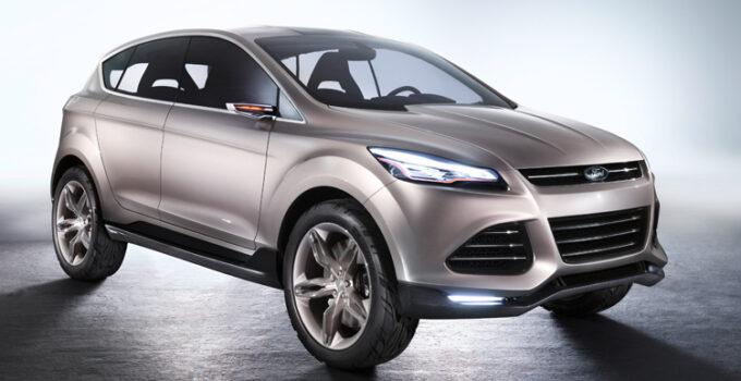 2018 Ford Vertrek – Concept Car