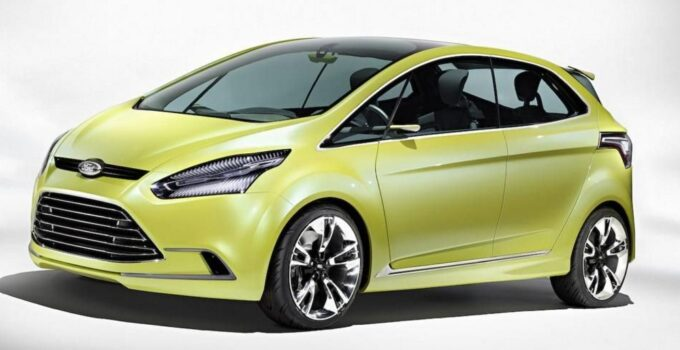 2018 Ford iosisMAX – Concept