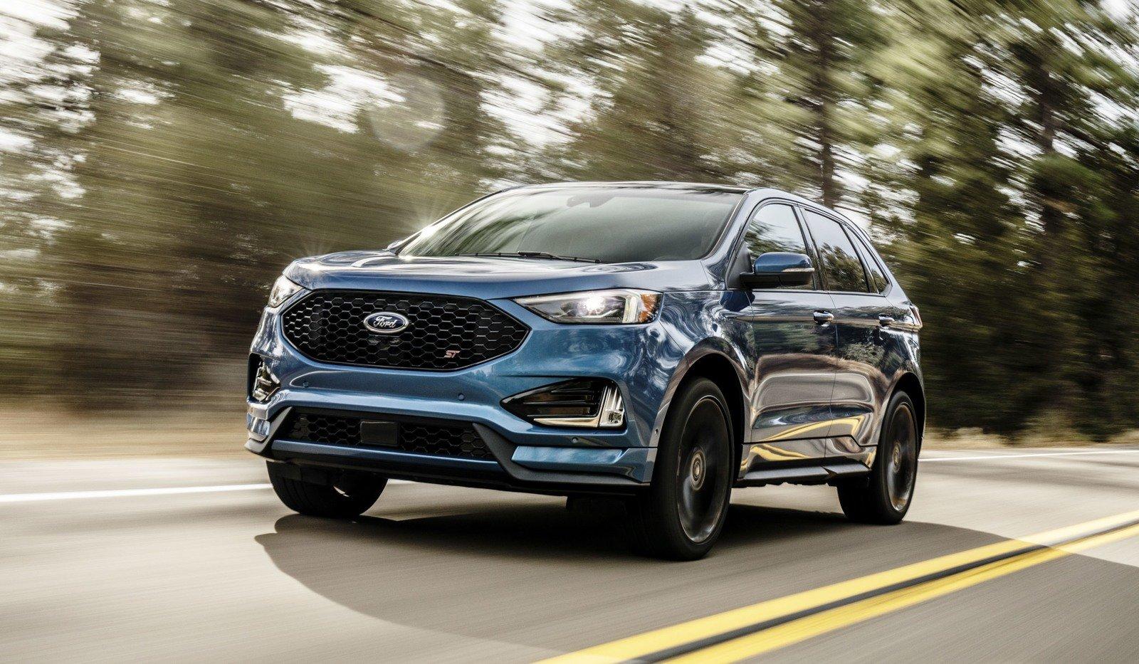 2019 Ford Edge Exterior