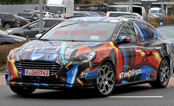 2019 Ford Focus Sedan Price Release Date Specs Design