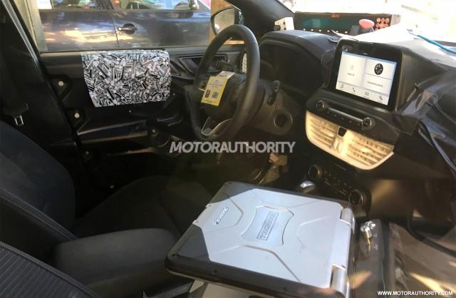2019 Ford Focus Sedan Interior