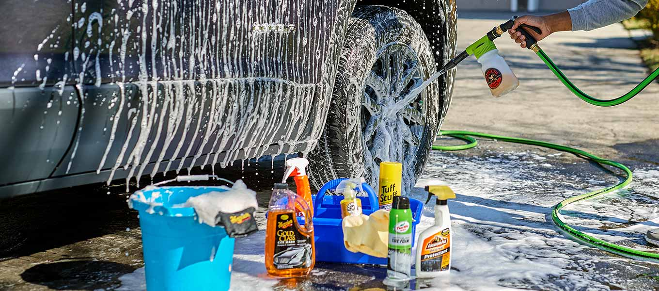Essential Products To Keep Your Car Clean