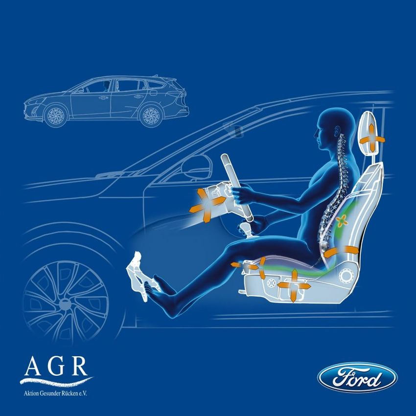 Is Ford More Focused On Seats To Alleviate Lower Back Pain?