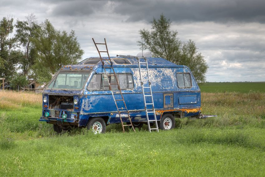 What to Do With an Old Motorhome?