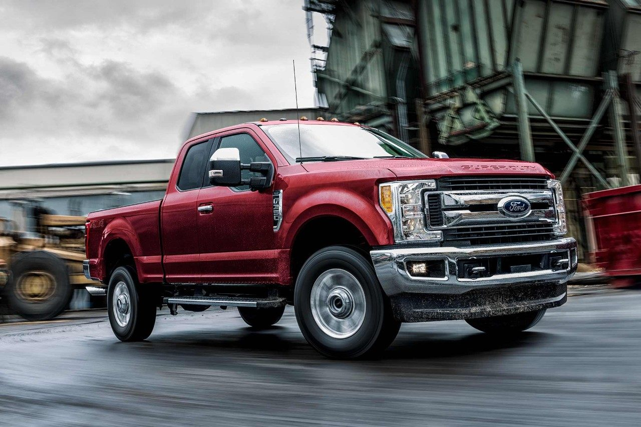 Ford Trucks You Need To Test Drive — That Aren't An F-150
